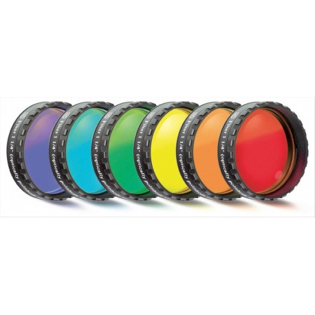 "Set 6 filtre colorate Baader 1,25"""