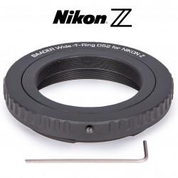 Inel Baader Wide T2 la Nikon Z