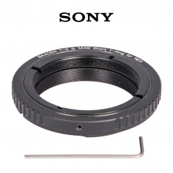 Inel Baader Wide T2 la Sony E/NEX
