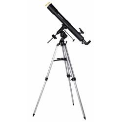 Telescop Bresser Quasar R-80/900 EQ cu adaptor pentru smartphone