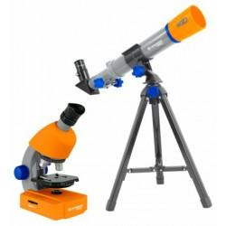 Set BRESSER Junior Microscop si Telescop