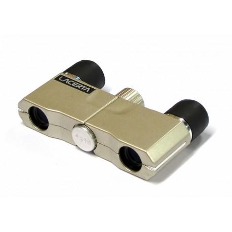 Micro binocular Lacerta 4x10 Champagne