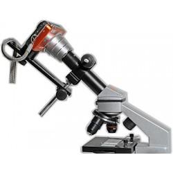 Adaptor universal aparate foto digitale pentru microscopie
