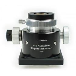 """Focuser Crayford TS 2"""" cu reductie 1:10 pentru reflectoare RESIGILAT"""