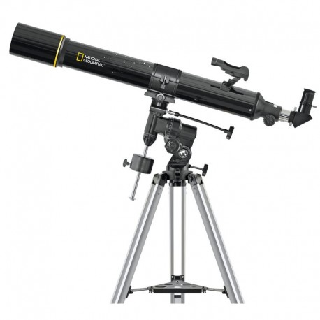 Telescop National Geographic AC 90/900 EQ-3