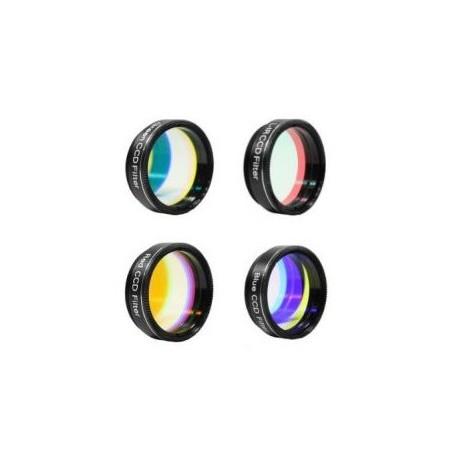 """Set filtre ZWO 1.25"""" LRGB"""