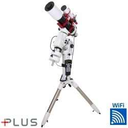 Telescop computerizat SkyWatcher EVOSTAR 80 ED cu AZ-EQ5 si EAGLE CORE