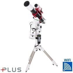 Telescop computerizat SkyWatcher EVOSTAR 100ED cu AZ-EQ5 si EAGLE CORE