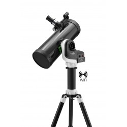 Telescop 114/500 Newton SkyWatcher pe montura AZ-GTe