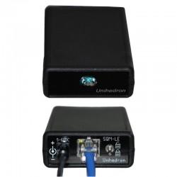 Fotometru Unihedron Sky Quality Meter Ethernet cu lentilă (versiunea LE)