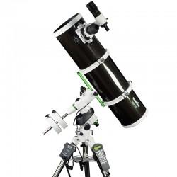 Telescop SkyWatcher Newton 200/1000 cu microfocus 1:10 pe montura EQ5 GoTo