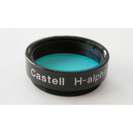 """Filtru H-alpha Castell 1,25"""""""