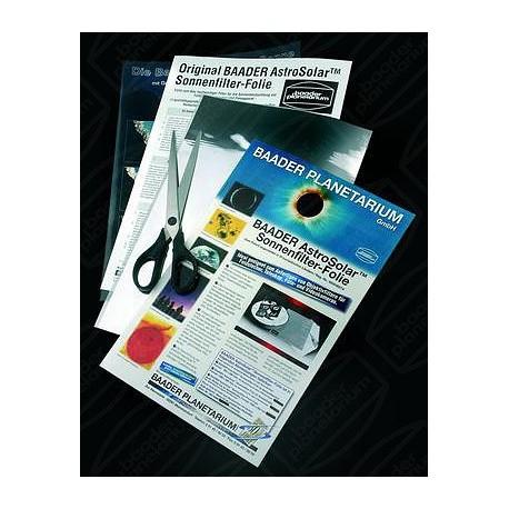 Folie filtru solar Baader A4 20x29cm