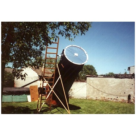 Filtru solar Baader AstroSolar dimensiune 117x117cm ND 5