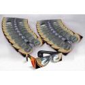 Set 25 ochelari de eclipsă Baader și filtru AstroSolar ND 5