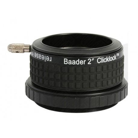 """Clemă ClickLock Baader 2"""" pentru refractoare Takahashi Sky90 cu filet M64"""