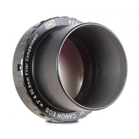 """Inel T Baader pentru DSLR Canon, cu filet de 2"""""""