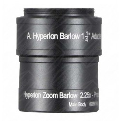 Barlow Baader 2,25X Hyperion Zoom