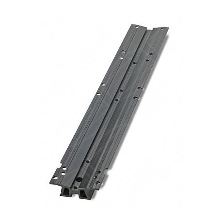 Șină Baader în V 470mm pentru C8,9,11, baza de 44mm lățime pe montură Vixen GP, Synta EQ5/HEQ5/EQ6 sau Celestron AVX/AS-GT