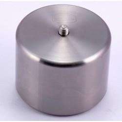 """Contragreutate 1kg Baader din oțel inox cu filet 1/4"""" compatibilă cu clema în V"""