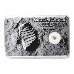 Meteorit lunar autentic NWA 4881, mare