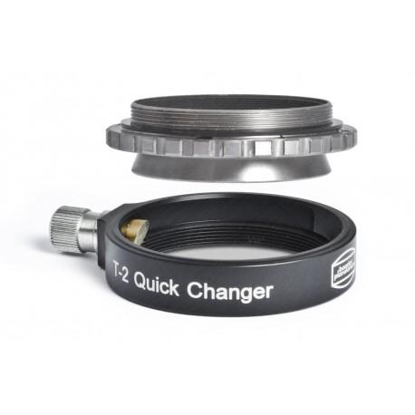 Sistem T2 Baader cu schimbare rapidă, pentru accesorii grele, lungime 15mm
