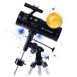 Telescop OPTICON Universe 114/1000EQ RESIGILAT