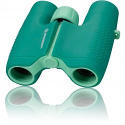 Binoclu Bresser 6x21, culoare verde
