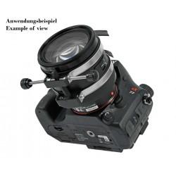 Microfocuser TS-Optics pentru obiective foto cu diametru de 50-100mm