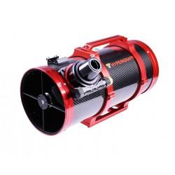Astrograf TS-Optics 150 mm f/2.8, oglinda hiperbolică cu corector si tub din carbon