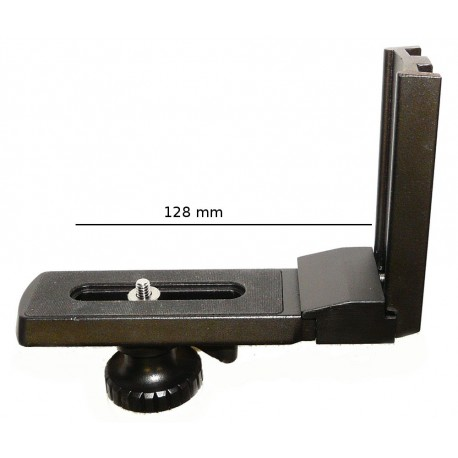 Platformă foto tip L pentru monturi cu un singur braț