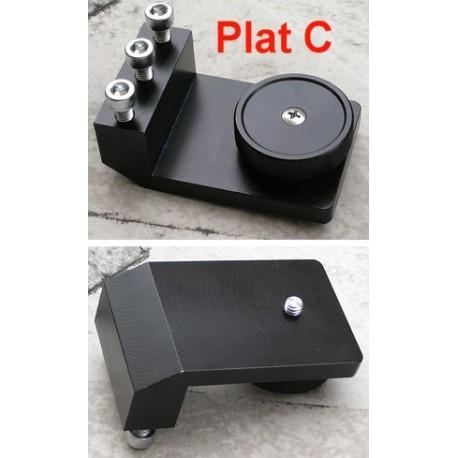 Placă de montare pentru camera foto pentru sistem Vixen sau Losmandy
