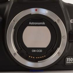 Filtru deepsky Astronomik O-III CCD (EOS-clip)