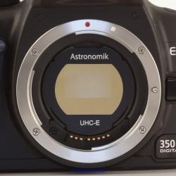 Filtru deepsky Astronomik UHC-E (EOS-clip)