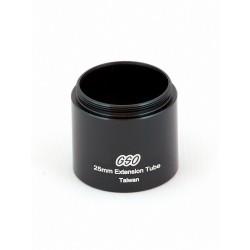 """Adaptor de prelungire 25mm pentru oculare de 1,25"""""""