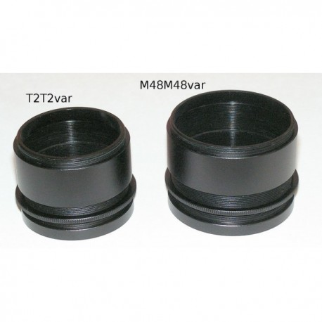 Tub extensie M48/M48 variabil (25-35mm)