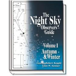 Night Sky Observer Guide Vol. 1