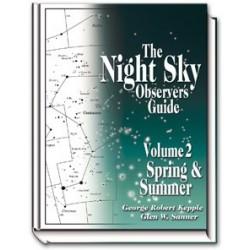 Night Sky Observer Guide Vol. 2