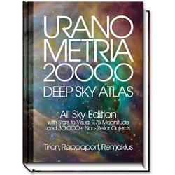 Uranometria All Sky Edition