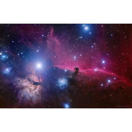 Poster Nebuloasa Cap de cal