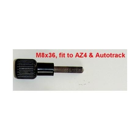 Șurub din oțel M8x36