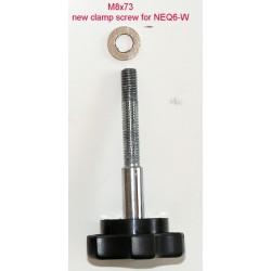 Șurub din oțel M8x73