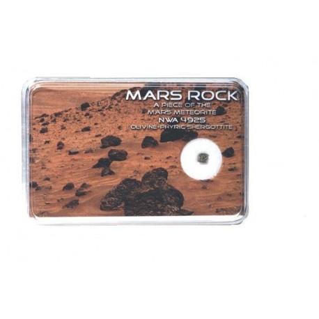 Meteorit martian autentic NWA 4925, mare