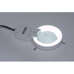 Iluminare circulară fluorescentă pentru microscop