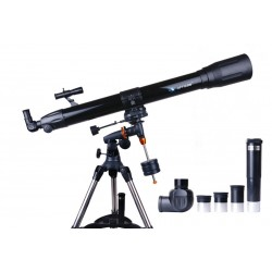 Telescop Opticon Constellation Pro 90/1000 EQ