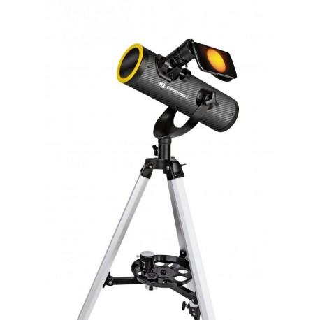 Telescop Bresser Solarix 76/350 cu filtru solar
