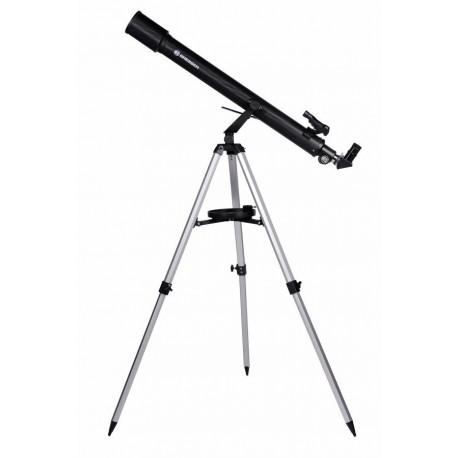 Telescop Bresser Sirius 70/900 AZ cu adaptor pentru smartphone