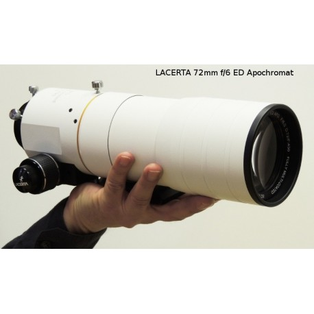 Telescop Lacerta 72/432 ED APO