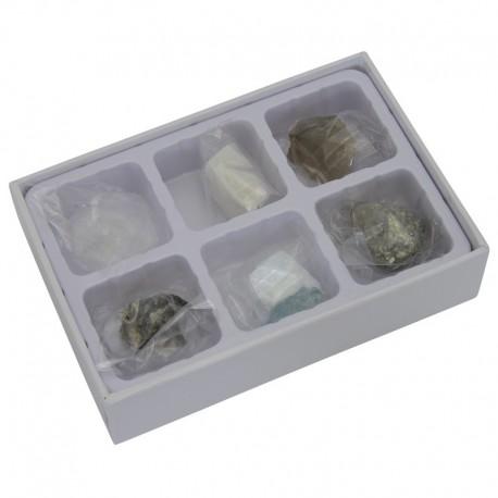 Mini set minerale Omegon