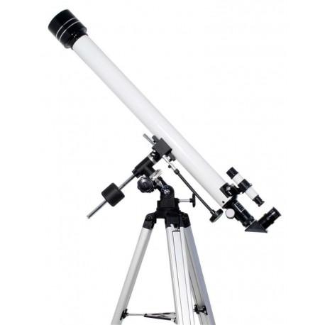 Telescop TS 60/900 cu montură EQ2-1 și trepied